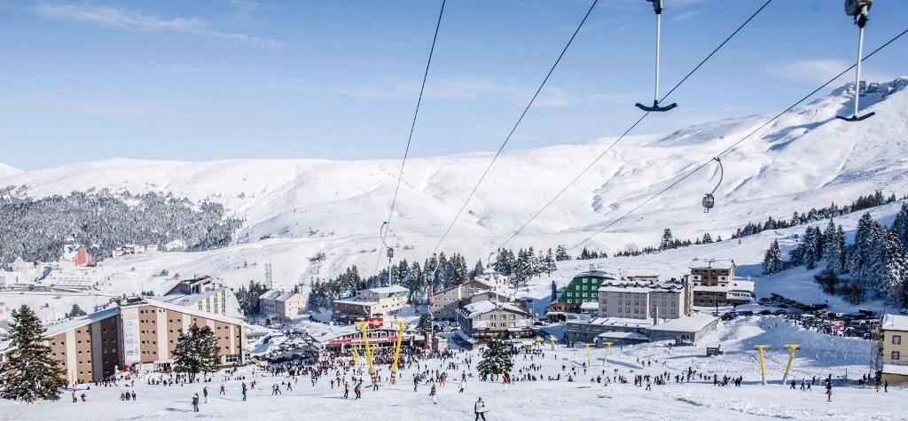 Türkiye'nin Kayak Merkezleri