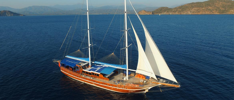 Marmaris Yat ve Yelken Turları