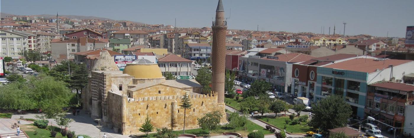 Kırşehir'de Gezilecek Yerler