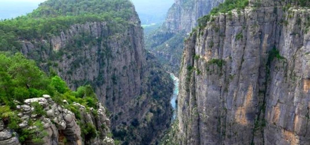 Akdeniz Bölgesi'nin Milli Parkları