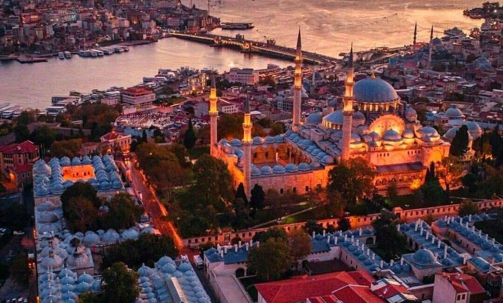 Türkiye'nin En Çok Ziyaret Edilen Camii ve Türbeleri