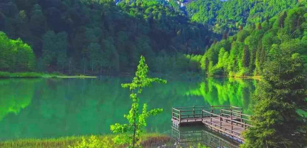 Türkiye'nin 10 Büyük Gölü