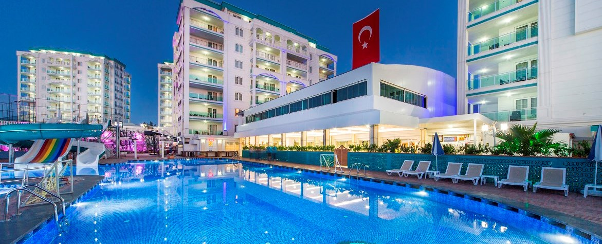 Modern Saraylar Halal Hotel& Spa Tatil Köyü