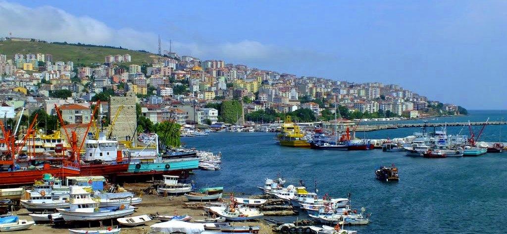 Karadeniz'de Tekne Gezintisi