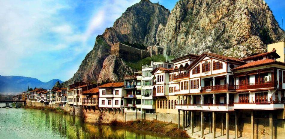 Amasya'da Yaşam
